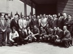 Angelo Nittoli con i colleghi.