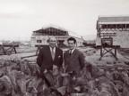 Angelo Nittoli con un collega.
