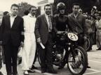 Raduno nazionale motociclistico.