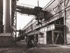 Esterno dell'acciaieria Martin Siemens.