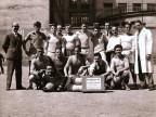 Squadra di calcio del Cral aziendale.