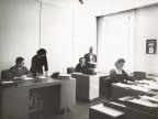 Ufficio fornitori del gruppo contabilità generale.