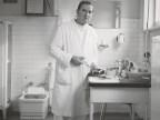 Alessandro Bruletti in infermeria.