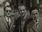 Giovanni Solivani con i colleghi della sede centrale.