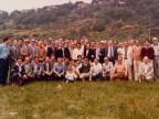 Gisberto Ianni con il Gruppo Lavoratori Anziani.