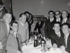 Danilo Scola in una foto di gruppo con i colleghi.
