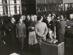 Giovanni Rossi durante una visita istituzionale.