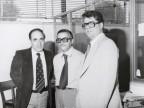 Pasquale Farella insieme ai colleghi.