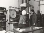 Laboratorio meccanico. 1985
