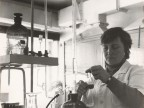 Laboratorio chimico. 1985