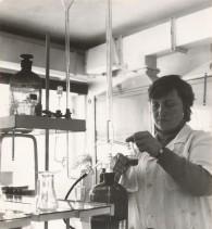 Laboratorul chimic. 1985