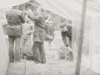 Momento di socializzazione con i colleghi dell'Unione Sovietica. 1979