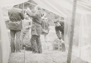 Socializare cu colegii din URSS. 1979