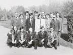 Primo gruppo di dipendenti alla formazione in URSS. 1979