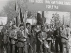 Demonstration with the ocassion of 1st of May, at Nikopol. 1979
