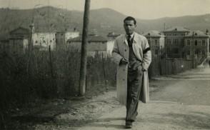 Garofali Giuseppe impiegato amministrativo presso l'ufficio Contabilità al Magazzino Generale.