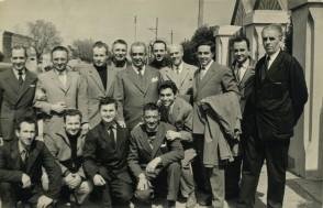 Inaugurazione dello stabilimento Dalmine SAFTA