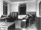 Palazzo della direzione, uffici. 1950