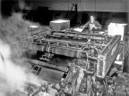 Stagnatura, decapaggio elettrolitico. Anni '50