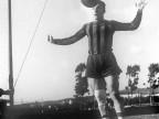 Calcio Piombino, allenamento. Anni '50