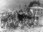 Colonia montana La Magona d'Italia a San Marcello Pistoiese. 1948