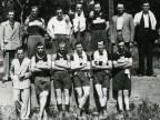 Gara di tiro alla fune, partecipanti. Anni '30