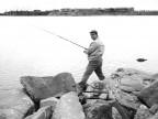 Gara di pesca. Anni '60