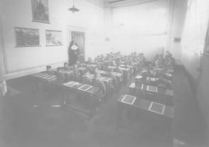 Asilo del Cotone. Anni '30