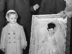 Regali della Befana ai figli dei dipendenti. 1961