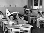 All'asilo. 1961