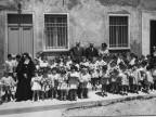 Festa di chiusura dell'anno scolastico. 1961