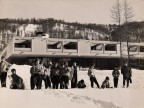 Colonia montana invernale. Anni '60
