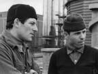 Dipendenti in servizio. Anni '60