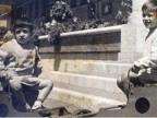 Bambini all'asilo Spranger