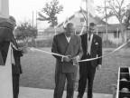Scuola Tecnica Enrico Rocca. Inaugurazione. Anni '60