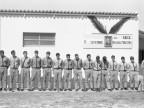Scuola Tecnica Enrico Rocca. Festa del maestro. Anni '60