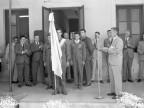 Escuela Técnica Enrique Rocca. Ceremonia. Años 60