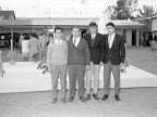 Escuela Técnica Enrique Rocca. Alumnos. 1966