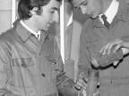 Scuola Tecnica Enrico Rocca. Fiera della scienza, allievi. Anni '60