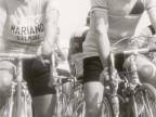 Gara di ciclismo.