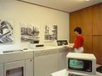 TAD, centro di distribuzione tubi. Ufficio.