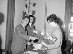 Premiazione anzianità aziendale.